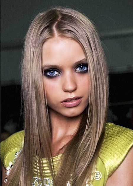 Ash, Blonde, Hair, Color, Hairstyles, Style, Cut, Ideas