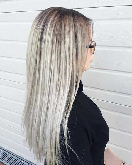 Ash, Blonde, Hair, Colors, Color, Highlights, Hairstyles