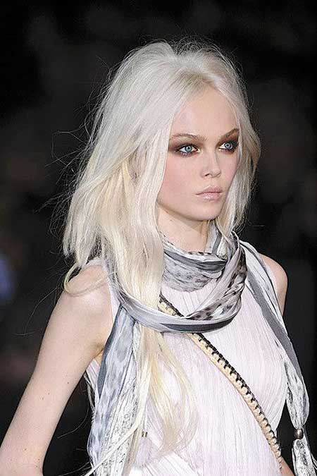 Summer, Hair, Colors, Blonde, Hairstyles, Platinum