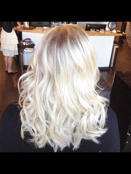 20 Best Platinum Blonde Hair Color - Blonde Hairstyles 2020