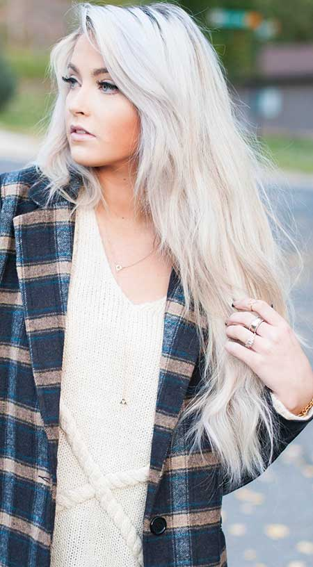 Hair, Haircolor, Color, Blonde, Hairstyles, White, Style