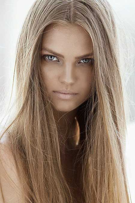 Ash, Blonde, Medium, Hair, Color, Cara, Delevingne