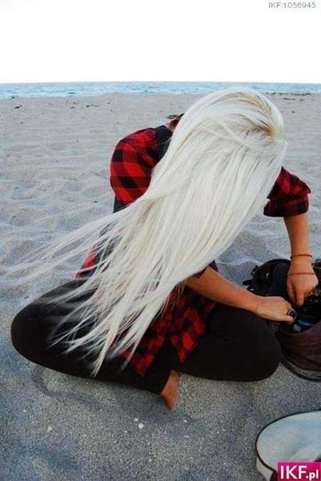 Hair, Dream, Blonde, Hairstyles, Color, White, Style