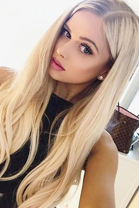 55 Long Blonde Hair Color Blonde Hairstyles 2017