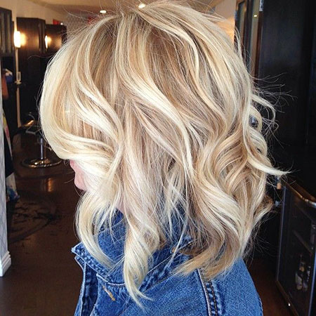 Blonde Hairstyles, Highlights, Balayage, Waves, Some, Soft