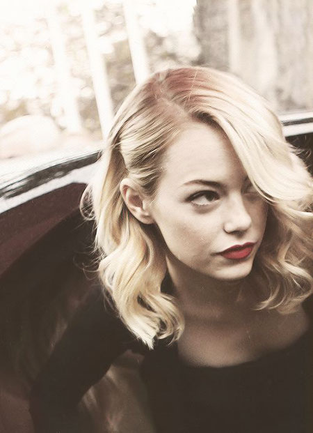 Stone, Seyfried, Emma, Blonde Hairstyles, Amanda