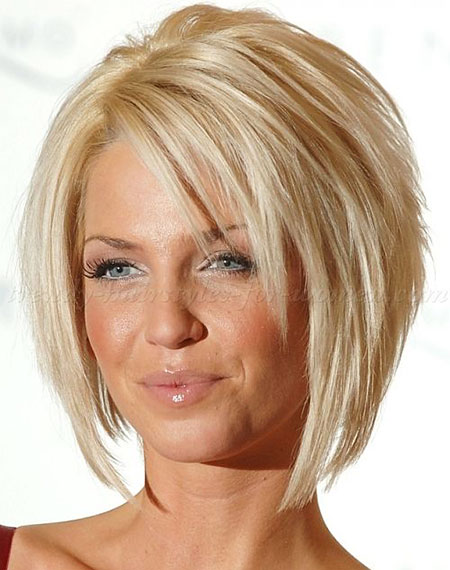 20 Short Blonde Fringe Hairstyles 2017 2018 Blonde