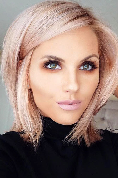 25 Best Medium Blonde Bob Hairstyles Blonde Hairstyles 2020