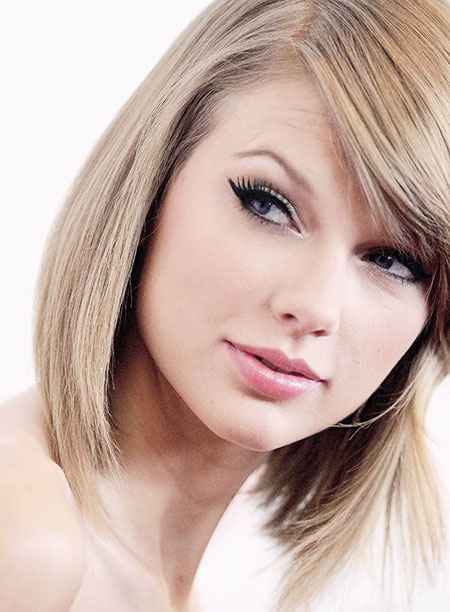 20 Great Taylor Swift Medium Blonde Hair Color