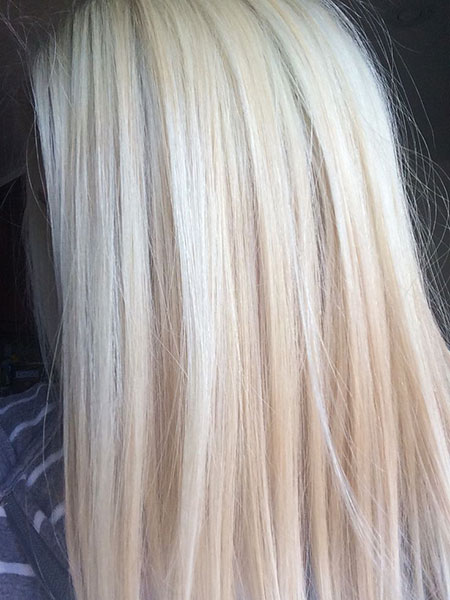Blonde, Highlights, White, Platinum, Lowlights, Colors