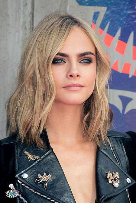 Cara, Delevingne, Waves, Trends, Really, Long, Fall, Edgy