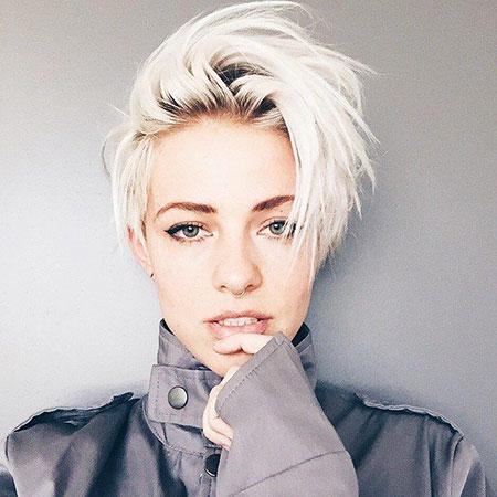 Short Hairstyles, Pixie Cut, Brittenelle, Blonde Hairstyles, Texture