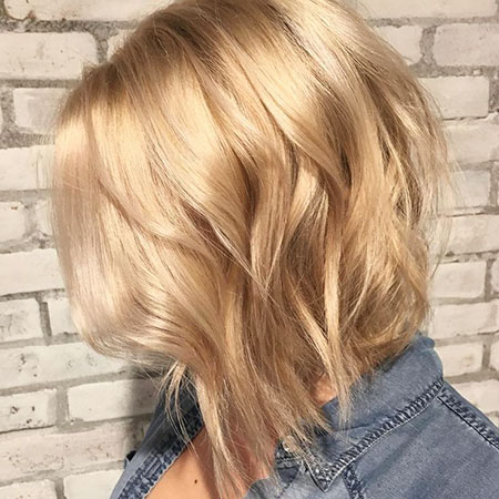 Blonde Hairstyles, Short Hairstyles, Balayage, Undercut, Textured