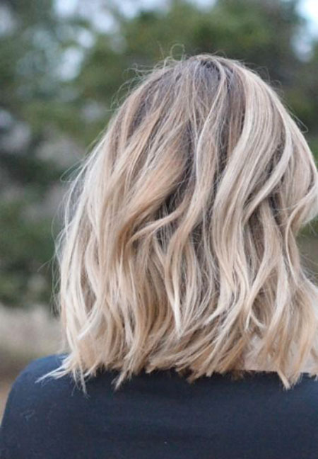 Dirty Blonde Hairstyles, Short Hairstyles, Balayage, Soft, Ombre, Messy