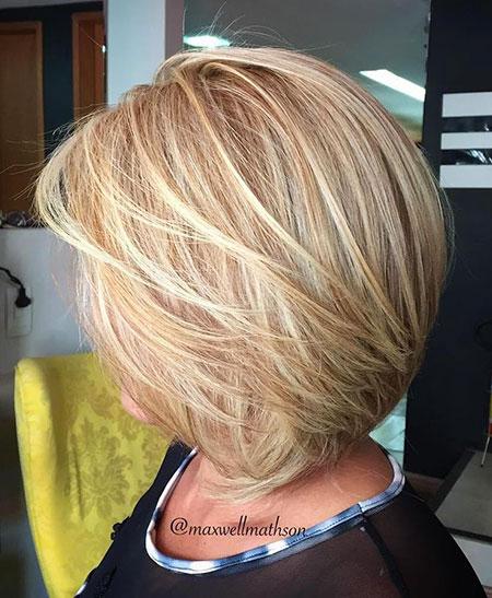 Blonde Bob Hairstyles, Blonde Hairstyles, Balayage