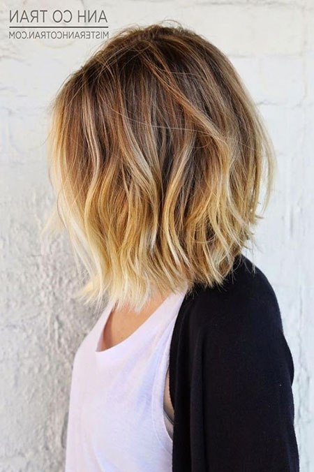 Short, Bob, Ombre, Blonde, Medium, Long, Tran, Thick, Shoulder