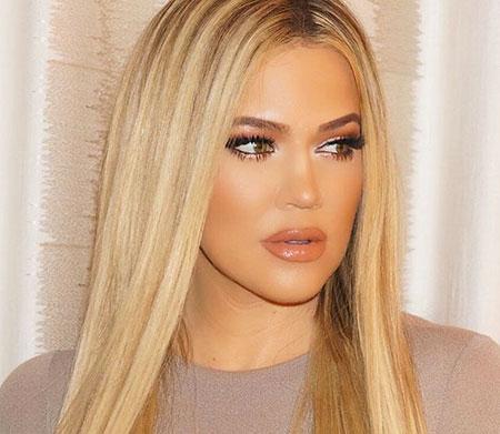 Khloe, Kardashian, Chrisspy, Blonde, 206
