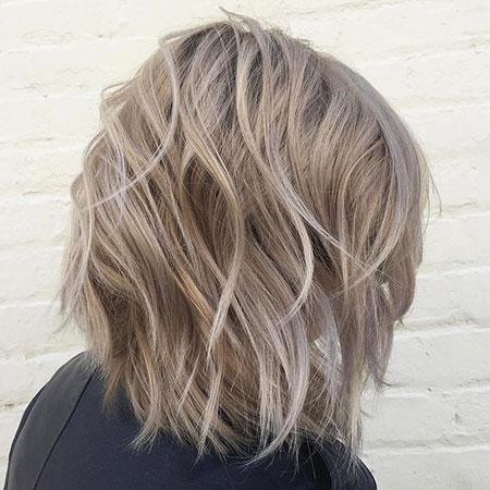 Blonde Hairstyles, Blonde Bob Hairstyles, Balayage, Short Hairstyles