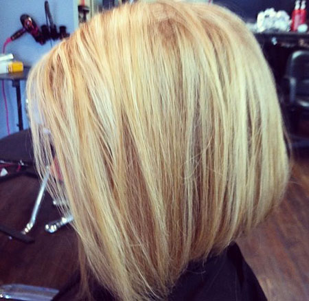 Blonde Bob Hairstyles, Short Hairstyles, Highlights, Lowlights, Blunt