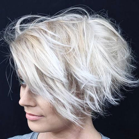 Blonde Hairstyles, Short Hairstyles, Blonde Bob Hairstyles, Balayage