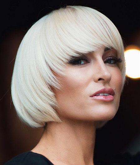 Short Hairstyles, Blonde Bob Hairstyles, Blonde Hairstyles, Rachel