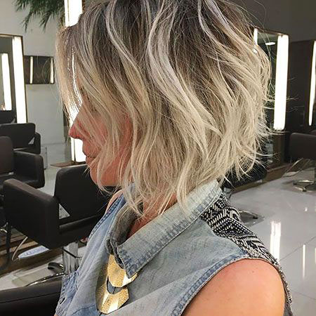 Blonde Bob Hairstyles, Blonde Hairstyles, Short Hairstyles, 2017
