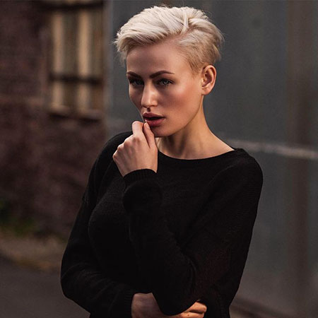 Lucky, Blue, Women, Very, Smith, Short Hairstyles, Cute Hairstyles