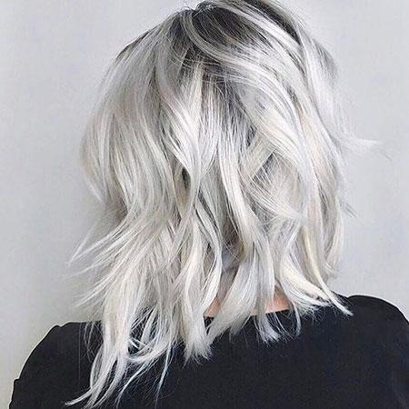 Blonde Hairstyles, Short Hairstyles, Shades, Salon, Platinum, Ice