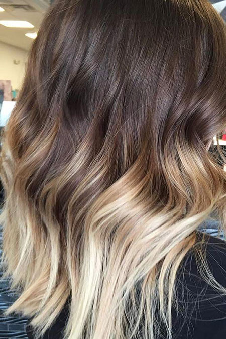 Blonde, Ombre, Balayage, without, Fun, Bronde, Ash