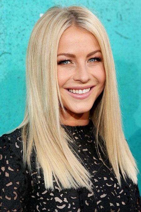 Julianne, Blonde, Straight, Medium, Hough, Gwyneth, Sexy