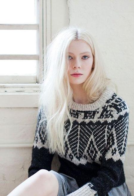 Blonde White Platinum