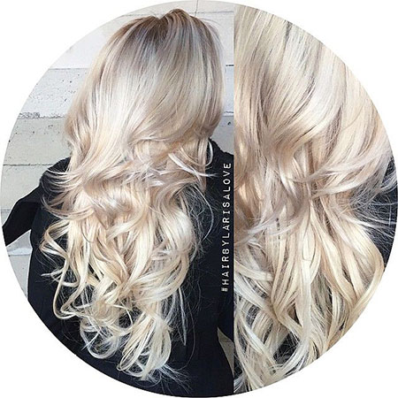 Blonde, Balayage, İce, Platinum, Low, Light, Highlights, Golden, Ash, All