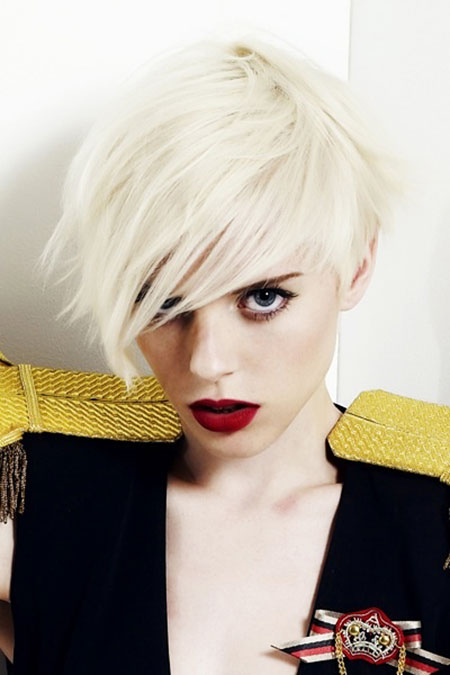 Short Hairstyles, Blonde Hairstyles, Trends, Trend, Pixie Cut