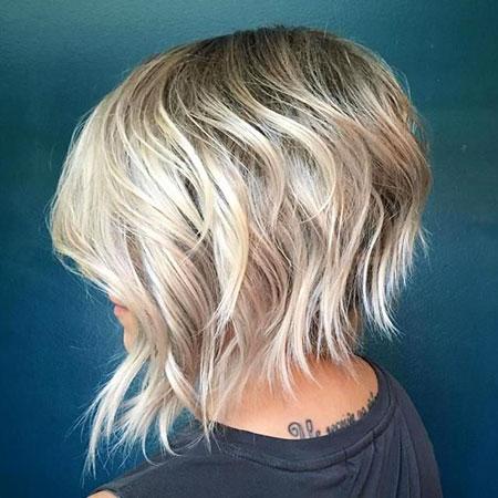 Blonde Hairstyles, Blonde Bob Hairstyles, Balayage, Summer
