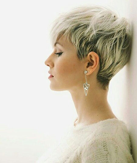 Short Hairstyles, Pixie Cut, Very, Undercut, Haircut, Fashionable, Easy