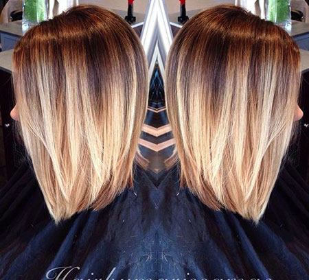 Blonde Hairstyles, Balayage, Ombre, Short Hairstyles, Highlights