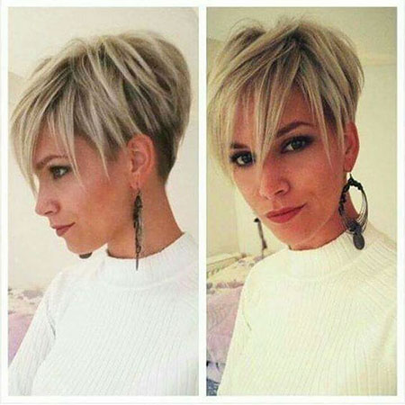Short Hairstyles, Pixie Cut, Long, Kapsels, Fine