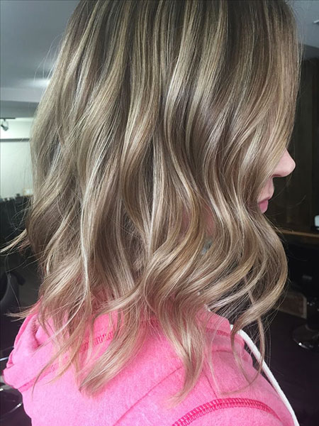 Blonde, Balayage, Highlights, Trends, Pretty, Ombre