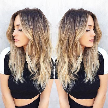 Blonde Balayage World Trends One Fashion Brown