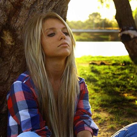 48 long blonde straight hairstyles  blonde hairstyles 2020
