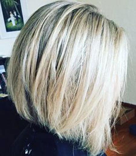 Blonde Hairstyles, Blonde Bob Hairstyles, Short Hairstyles