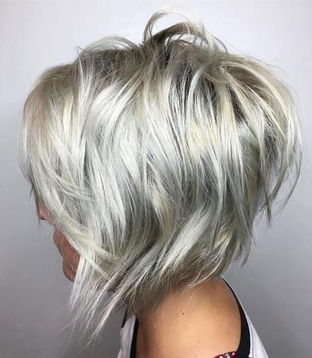 Blonde Hairstyles, Blonde Bob Hairstyles, Balayage, Layered