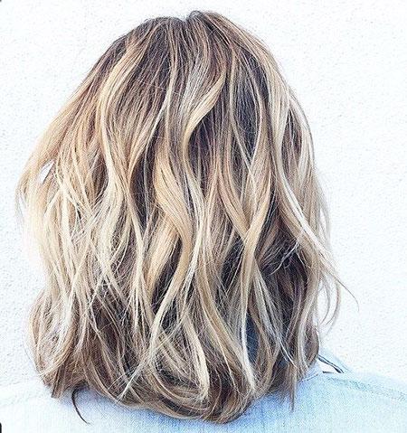 Blonde Hairstyles, Balayage, Skin, Highlights, Blush