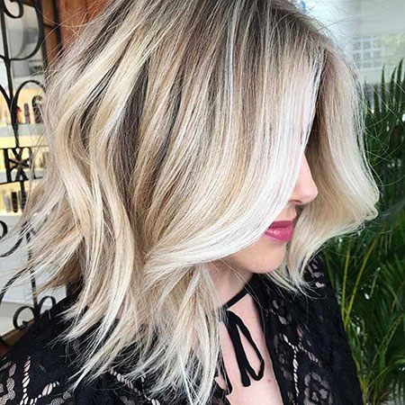Blonde Hairstyles, Balayage, Undercut, Straight Hairstyles, Sides
