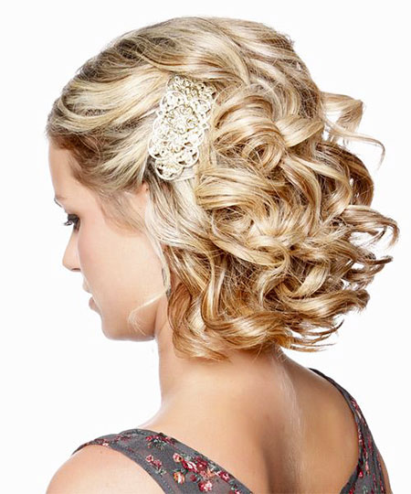 Wedding, Short Hairstyles, Updos, Updo, Trendy, Peinados, Longer
