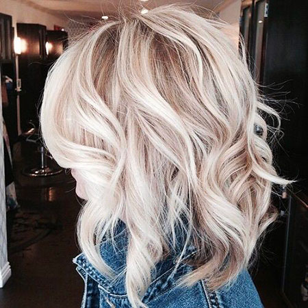 Blonde Hairstyles, Short Hairstyles, Highlights