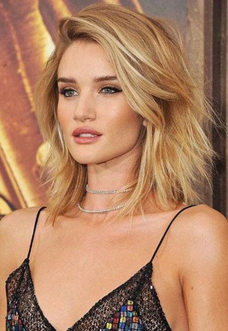Huntington, Rosie, Whiteley, Short Hairstyles, Blonde Hairstyles