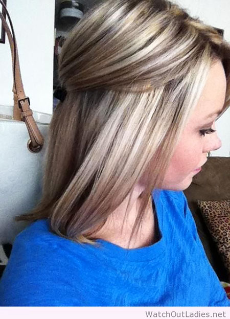 Blonde, Highlights, Lowlights, Shades, Balayage, Ash