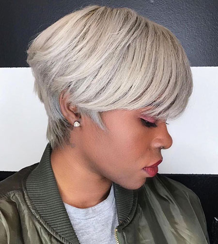 Short Hairstyles, Blonde Hairstyles, Pixie Cut
