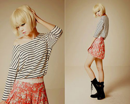 Blonde Hairstyles, Fashion, Women, Vintage, Short Hairstyles, Sassy